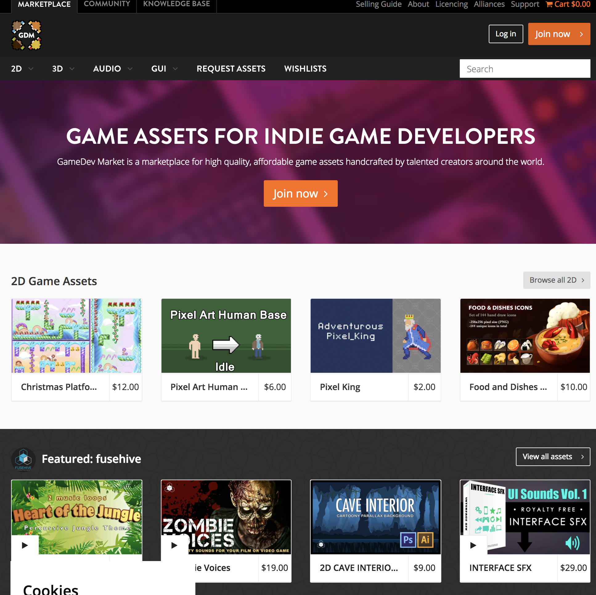 gamedevmarket.net