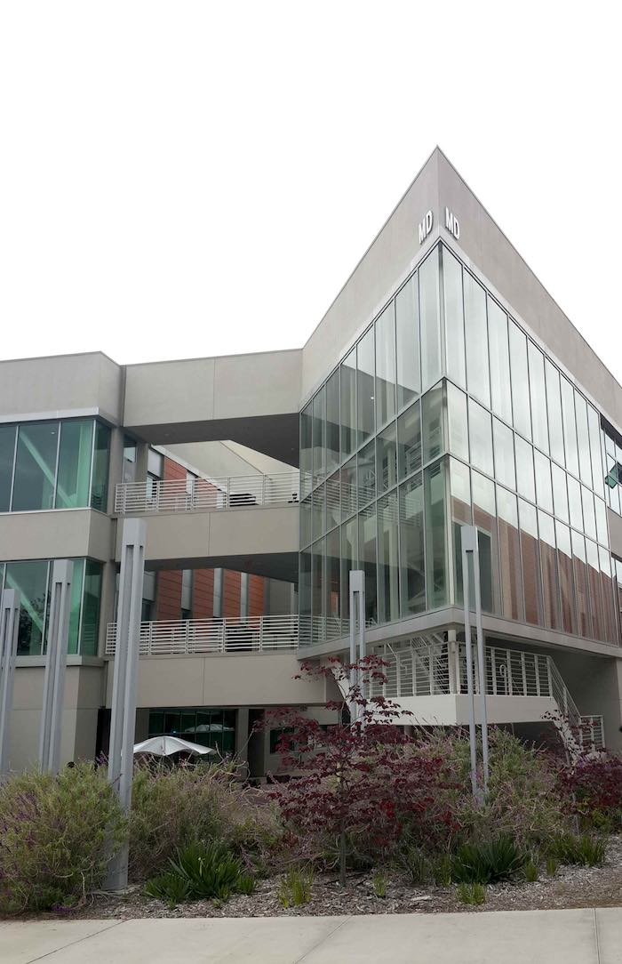 Palomar College MD Building