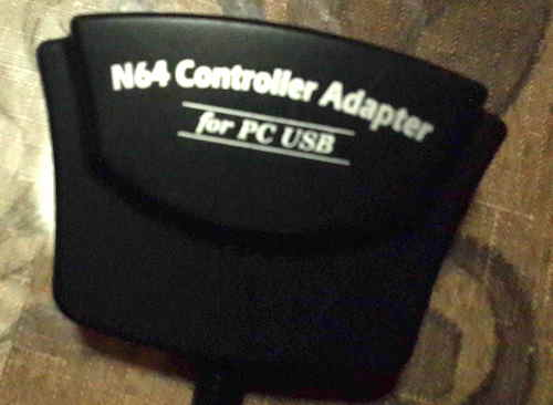 6903368296105 Mayflash N64 controller adapter for PC