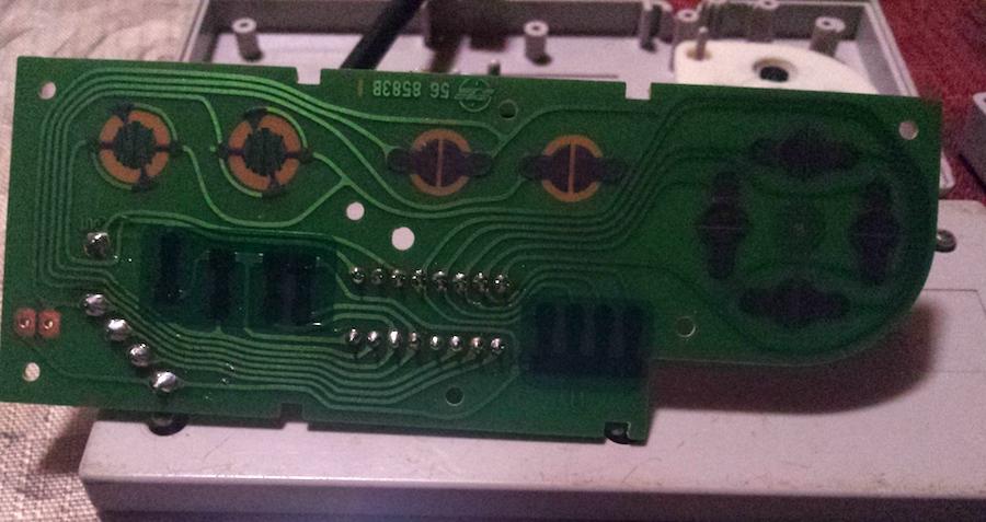 NES-004 controller board