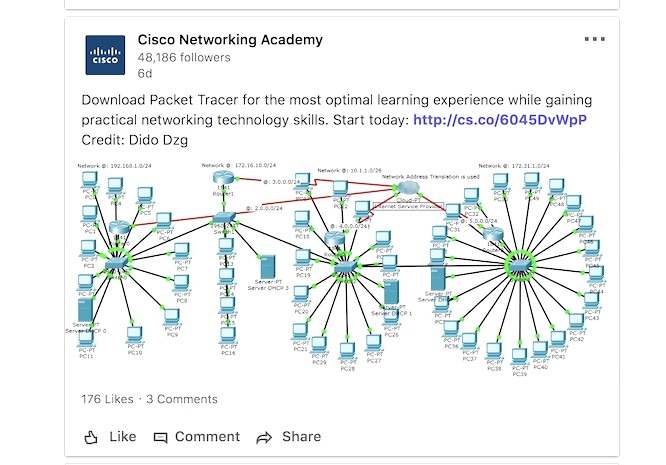 Cisco Packet Tracer 0918 (7 *) review - JR's misfire code