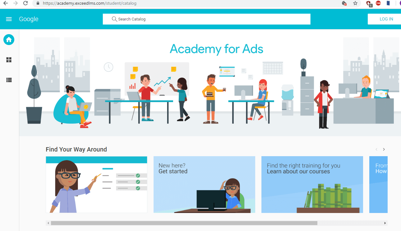 """Learn what you need to succeed with Google ads"""