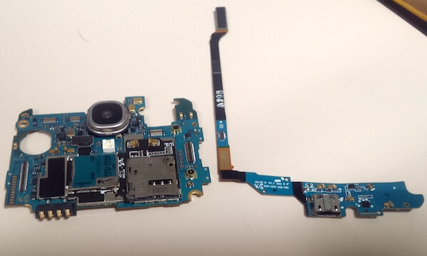 I9505 logic board and Flex cable
