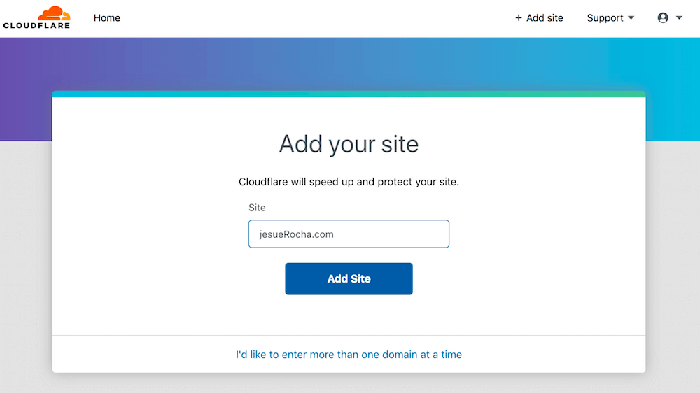 Cloudflare is easy as 1, 2, and 3… and 4