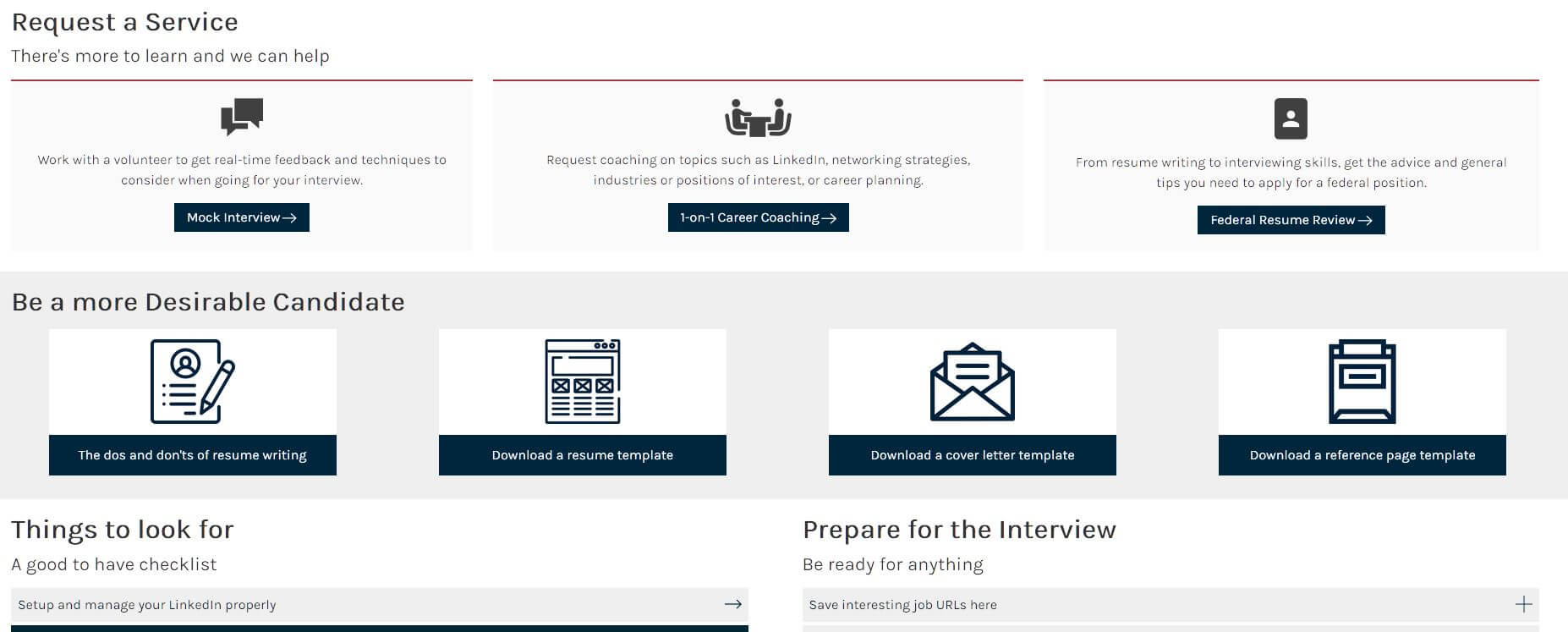 Hire Heroes USA has services that helps you improve your resume and cover letter