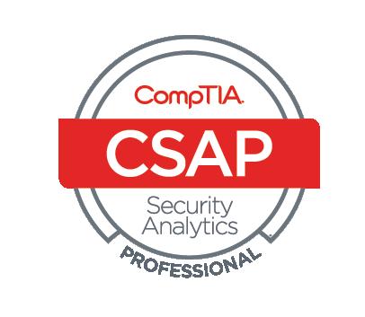 Rochas's CompTIA Security Analytics Professional (CSAP) are security analytics professional